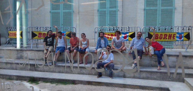 L'equipe - Avignon 2017